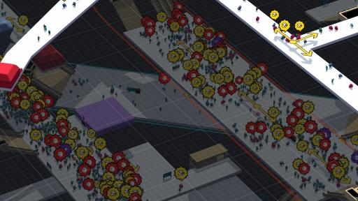 画像(010) 駅構内を整備して人の流れを管理するPC用SLG「STATIONflow」が正式リリース。インプレッションと開発者インタビューでその魅力を紹介