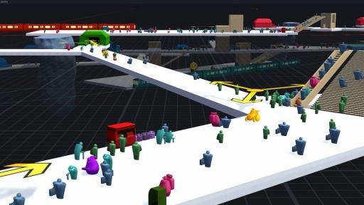 画像(017) 駅構内を整備して人の流れを管理するPC用SLG「STATIONflow」が正式リリース。インプレッションと開発者インタビューでその魅力を紹介