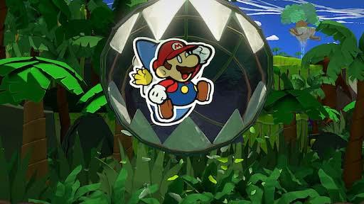 Switch ペーパーマリオ
