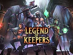 「Legend of Keepers: Welcome to the Dungeons Company」の発売が4月30日に決定。罠やラスボスを駆使して,ヒーロー達からダンジョンを守り抜け