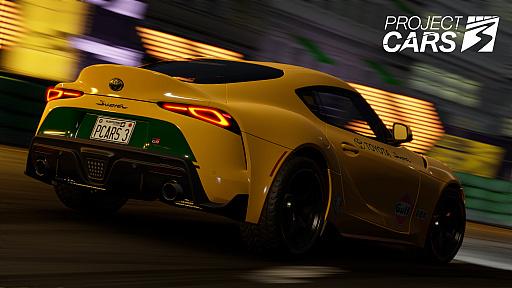 画像集#012のサムネイル/[TGS 2020]「Project CARS 3」のスペシャル生配信をレポート。ゲーム実況者わいわいさんが極上のドライブを体験