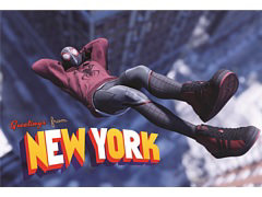 「Marvel's Spider-Man: Miles Morales」に,adidasとのコラボモデルのスニーカーがゲーム内アイテムとして登場