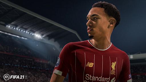 画像集#006のサムネイル/「FIFA 21」のゲームプレイに関する最新情報が公開。創造性・流動性・レスポンスの良さをテーマにした改良へ
