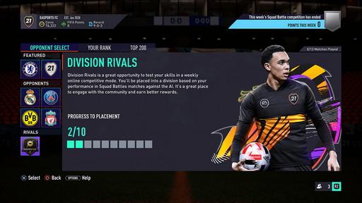 画像集#016のサムネイル/「FIFA 21」の新情報をまとめて紹介。キャリアモードには新たなトップダウンで眺めるインタラクティブマッチが登場