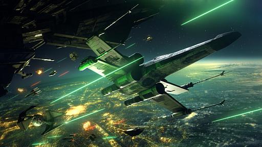 """画像集#003のサムネイル/EA「ブラックフライデー・セール」を開催中。""""FIFA 21""""や""""Star Wars: スコードロン""""""""Battlefield V""""などがラインナップ"""