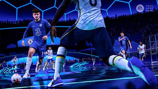画像集#003のサムネイル/PS5用サッカーゲーム「FIFA 21 NXT LVL EDITION」のパッケージ版が2021年1月28日に発売。さまざまなコンテンツが手に入るDLコードを同梱