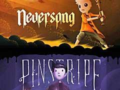 「Neversong」と「Pinstripe」をセットにしたPS4/Switch向けの日本限定の特別パッケージが10月22日にリリース