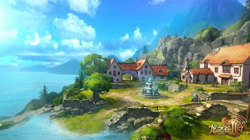 画像(002)ドラゴンネストがMMORPGに。Tencent Gamesが「龙之谷2(ドラゴンネスト2)」を中国市場向けに発表