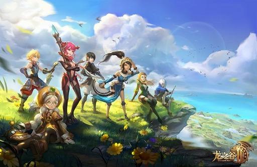 画像(003)ドラゴンネストがMMORPGに。Tencent Gamesが「龙之谷2(ドラゴンネスト2)」を中国市場向けに発表