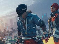 新作バトロワFPS「ハイパースケープ」のテクニカルテストをプレイ。近未来の仮想都市を舞台に100人のプレイヤーが戦う