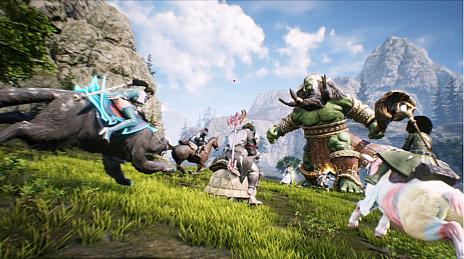 """画像集#002のサムネイル/MMORPG「Bless Unleashed」の""""FINAL TEST""""が5月中に実施決定。Steamのストアページでは参加希望者の募集がスタート"""