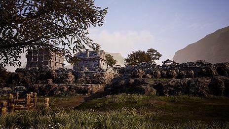 """画像集#004のサムネイル/MMORPG「BLESS UNLEASHED」でプレイヤーが自由に経営できる""""領地""""の紹介動画が公開"""