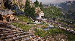 """画像集#003のサムネイル/MMORPG「BLESS UNLEASHED」のエリアガイドが公開。今回は,谷間に流れる大河により港や街が発展した""""カンパーニャ""""地域"""