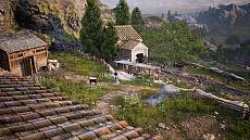 """画像集#010のサムネイル/MMORPG「BLESS UNLEASHED」のエリアガイドが公開。今回は,谷間に流れる大河により港や街が発展した""""カンパーニャ""""地域"""
