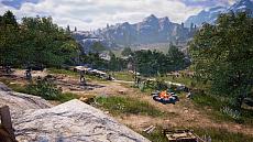 """画像集#011のサムネイル/MMORPG「BLESS UNLEASHED」のエリアガイドが公開。今回は,谷間に流れる大河により港や街が発展した""""カンパーニャ""""地域"""