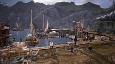 """画像集#016のサムネイル/MMORPG「BLESS UNLEASHED」のエリアガイドが公開。今回は,谷間に流れる大河により港や街が発展した""""カンパーニャ""""地域"""