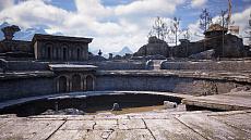 """画像集#019のサムネイル/MMORPG「BLESS UNLEASHED」のエリアガイドが公開。今回は,谷間に流れる大河により港や街が発展した""""カンパーニャ""""地域"""