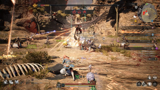 画像集#010のサムネイル/広大な「BLESS UNLEASHED」の世界で冒険が開幕。アクションバトルも生産も遊びごたえのありそうなMMORPGだ