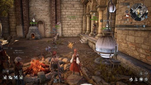 画像集#014のサムネイル/広大な「BLESS UNLEASHED」の世界で冒険が開幕。アクションバトルも生産も遊びごたえのありそうなMMORPGだ