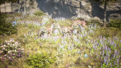 画像集#033のサムネイル/広大な「BLESS UNLEASHED」の世界で冒険が開幕。アクションバトルも生産も遊びごたえのありそうなMMORPGだ