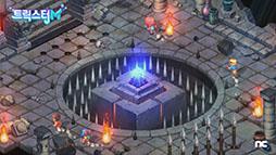 画像(005)「トリックスターM」の最新情報を掲載。シームレスなオープンワールドやPC版から継承される「ドリルシステム」を特徴とするスマホ向けMMORPG