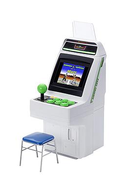 画像(002)「アストロシティミニ」は12月17日に発売へ。新たな13の収録タイトルと,アクセサリをまとめた「ゲームセンタースタイルキット」も発表