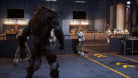 画像集#011のサムネイル/TRPG原作のアクションRPG「ワーウルフ:ジ・アポカリプス」(PS5/PS4)が本日発売。人型/狼型/人狼型の姿を使い分けて戦う