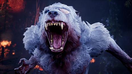 画像集#013のサムネイル/TRPG原作のアクションRPG「ワーウルフ:ジ・アポカリプス」(PS5/PS4)が本日発売。人型/狼型/人狼型の姿を使い分けて戦う