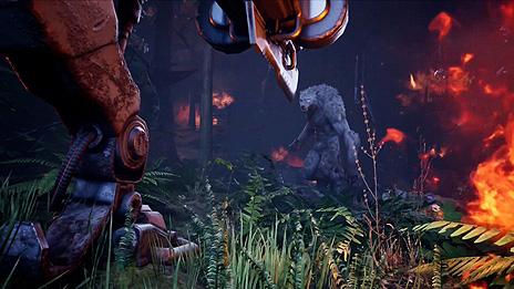 画像集#016のサムネイル/TRPG原作のアクションRPG「ワーウルフ:ジ・アポカリプス」(PS5/PS4)が本日発売。人型/狼型/人狼型の姿を使い分けて戦う