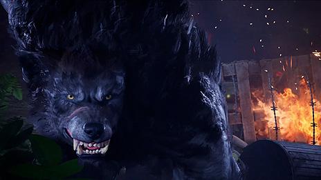 画像集#017のサムネイル/TRPG原作のアクションRPG「ワーウルフ:ジ・アポカリプス」(PS5/PS4)が本日発売。人型/狼型/人狼型の姿を使い分けて戦う
