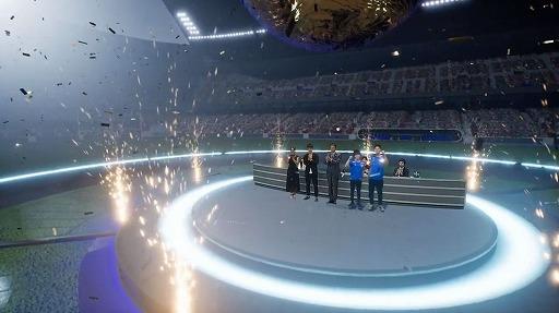 画像集#018のサムネイル/[TGS 2020]「eFootball ウイニングイレブン 国内最強チーム決定戦2020」レポート。激戦を制し,賞金100万円を手にしたチームはサガン鳥栖