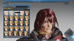 画像集#021のサムネイル/「PSO2 ニュージェネシス」,PC向けにベンチマーク機能付きのキャラクリソフトが配信。正式サービス前に自分好みのキャラクターを作っておこう