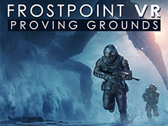 inXile開発のVR専用チーム対戦型FPS「Frostpoint VR: Proving Grounds」がPCで年内リリース。南極で最大10人vs.10人のPvPvE