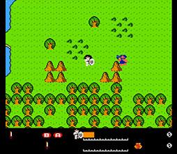 画像(003)「忍者じゃじゃ丸くん」「ワルキューレの冒険 時の鍵の伝説」など10作品がauスマートパスプレミアム クラシックゲームに登場