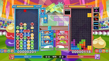 画像(009)「ぷよぷよテトリス2」が2020年12月10日に発売。新たなルールやキャラクターが登場するアドベンチャーモードなどを収録