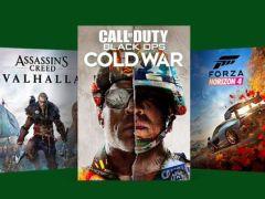 Xbox ゲームが最大90%OFFになるカウントダウンセールが開催。「CoD: BOCW」や「アサシン クリード ヴァルハラ」など新作タイトルも対象
