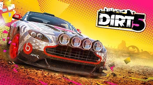 画像集#001のサムネイル/「Dirt 5」がTGS 2020に出展。日本のコンテンツクリエイターたちがゲームを紹介