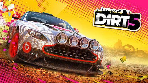 画像集#001のサムネイル/[TGS 2020]「Dirt 5」の実況プレイをレポート。世界各地のスリリングなオフロードコースを駆け回ろう