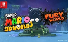 「スーパーマリオ 3Dワールド + フューリーワールド」が2021年2月12日に発売。2013年発売「スーパーマリオ 3Dワールド」に新要素を追加したSwitch用アクション