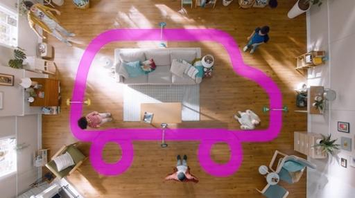 画像(002)「マリオカート ライブ ホームサーキット」が2020年10月16日に発売。ゲーム内の出来事とカメラ内蔵のカートの動きが連動する,新たな形のマリオカートが登場