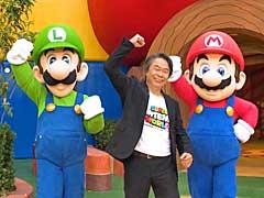 任天堂,スーパー・ニンテンドー・ワールド Directを配信。宮本 茂氏が「パワーアップバンド」を使ったさまざまなアクティビティを紹介