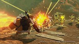 画像集#018のサムネイル/[TGS 2020]「ゼルダ無双 厄災の黙示録」にインパがプレイアブルキャラとして登場。4英傑のアクションにスポットを当てた最新トレイラーも公開