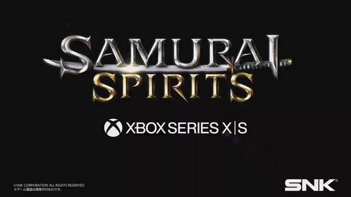 画像集#005のサムネイル/[TGS 2020]格闘ゲーム「Samurai Spirits」のXbox Series  X/S版が今冬に発売