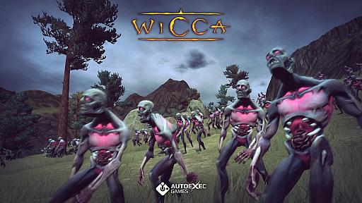 画像集#003のサムネイル/アクションストラテジー「Wicca」のゲームプレイトレイラーが公開。魔女狩りとスコットランドの伝承をテーマにした作品