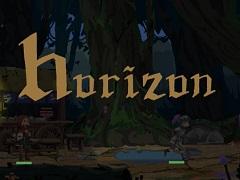 スマホ向け放置RPG「Horizon」が2020年内にリリース。無限の時を生きる主人公と,限りある命を持つ人々が紡ぐドラマが描かれる