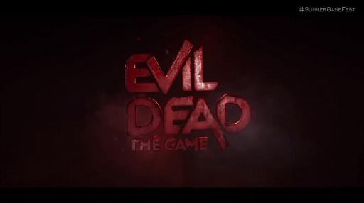 画像集#002のサムネイル/「死霊のはらわた」をゲーム化した「Evil Dead The Game」のプレイムービーが公開。チェーンソーや手斧でゾンビを撃滅