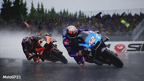 画像集#004のサムネイル/MotoGP公式バイクレースゲーム最新作「MotoGP 21」が6機種で5月13日リリースへ。PS4向けパッケージ版の予約受付は本日より順次開始