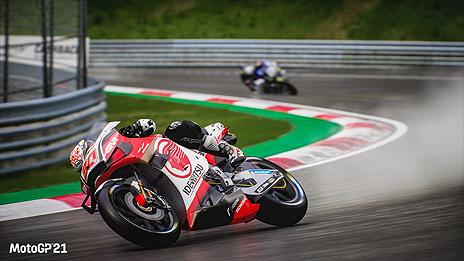 画像集#005のサムネイル/MotoGP公式バイクレースゲーム最新作「MotoGP 21」が6機種で5月13日リリースへ。PS4向けパッケージ版の予約受付は本日より順次開始