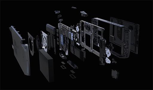画像集#010のサムネイル/小型ゲームPC「AYA NEO」新モデルが10月中旬に国内発売。上位モデルはRyzen 7 4800U搭載