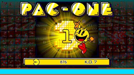画像集#002のサムネイル/「PAC-MAN 99」がNintendo Switch Online加入者限定特典として配信開始。4つのモードなどを収録した有料追加コンテンツも登場